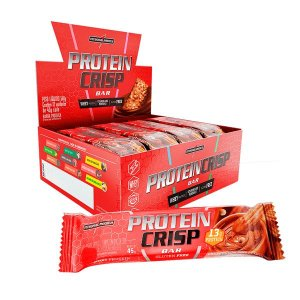 Protein Crisp Bar 45g Churros Com Doce De Leite