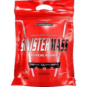 Sinister Mass Baunilha 3kg
