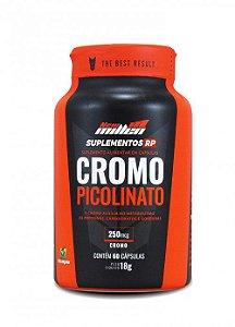 Cromo Picolinato 250mcg 60 Caps