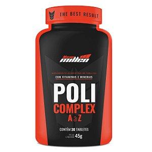 Poli Complex 30 Comprimidos