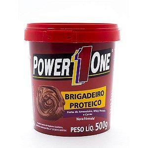 Pasta De Amendoim 500g Brigadeiro Power1one