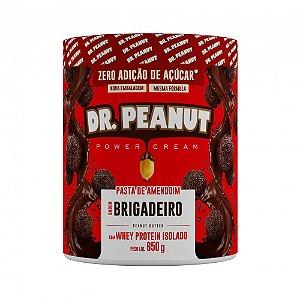 Pasta De Amendoim 650g Brigadeiro Dr.peanut