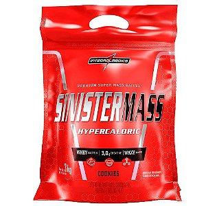 Sinister Mass 3kg Cookies Integralmedica