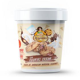 Pasta De Amendoim 450g Cookies Cream