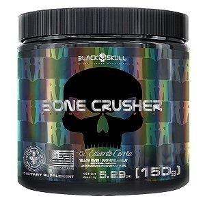 Bone Crusher 150g Blueberry Black Skull