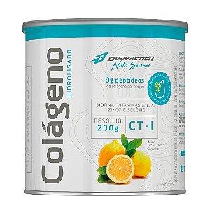 Colágeno Hidrolizado Ct-1 200g Limão C/ Clorofila