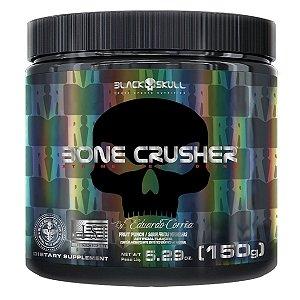 Bone Crusher 150g Frutas Vermelhas Black Skull
