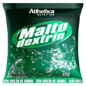 Maltodextrin 1kg Rf Sem Sabor Atlhetica