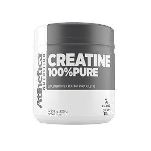 Creatina 100% Pure 300g Atlhetica