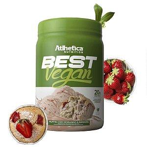 Best Vegan 500g Muffin Morango Com Banana Atlhetica