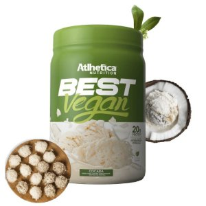 Best Vegan 500g Cocada Atlhetica