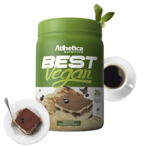 Best Vegan 500g Tiramisú Atlhetica