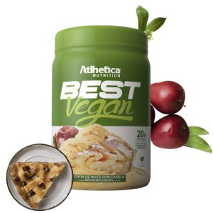 Best Vegan 500g Torta De Maçã Com Canela Atlhetica