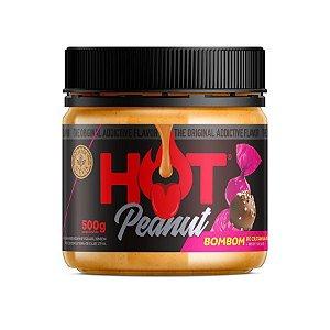 Pasta De Amendoim 500g Bombom De Castanha De Caju Hot Fit