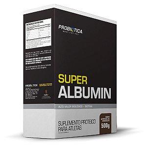 Super Albumin 500g Chocolate Probiótica
