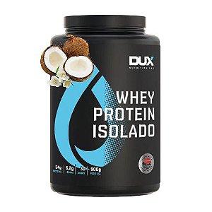 Whey Protein Isolado 900g Coco Dux Nutrition