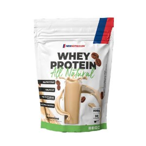 Whey Protein 900g Capuccino All Natural Newnutrition
