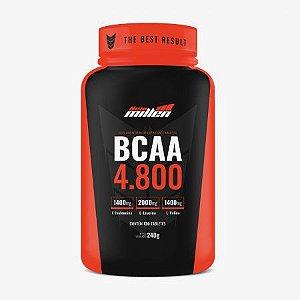 BCAA POWER 4.800MG 120 TABS NEW MILLEN