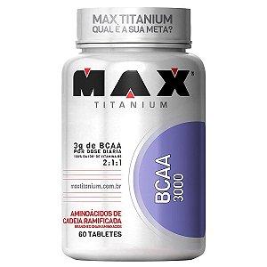 BCAA 3000 (60tabs) - MAX TITANIUM