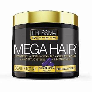 MEGA HAIR 60 CÁPS BELISSIMA