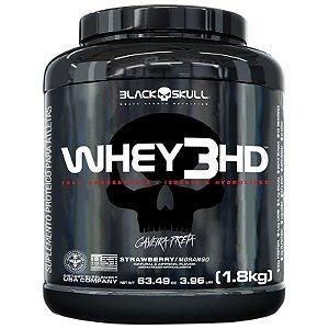 WHEY 3 HD 1,8KG BLACK SKULL