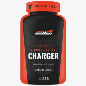 CHARGER 12 HOURS ENERGY 30 TABS NEW MILLEN