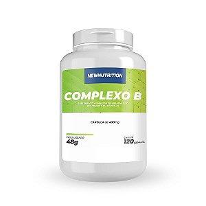 COMPLEXO B 120 CÁPS NEWNUTRITION
