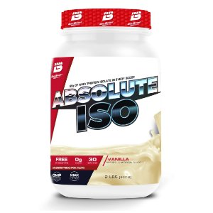 Whey Protein Isolado Absolute ISO 2lbs (907g) Bio-Sport USA