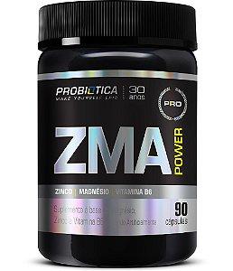 ZMA Power 90 Cáps Probiótica