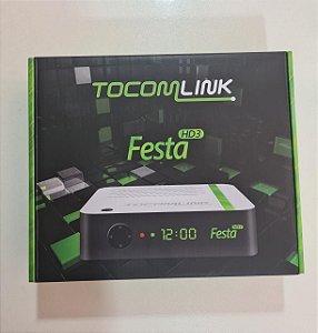 RECEPTOR TOCOMLINK FESTA HD3
