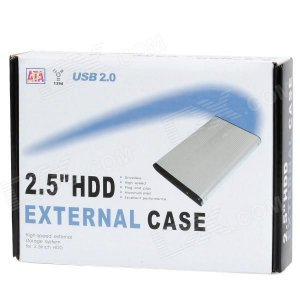 2.5'' HDD External Case