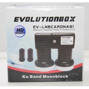 KIT CARONA EVOLUTIONBOX  EV-LNBCARONA01
