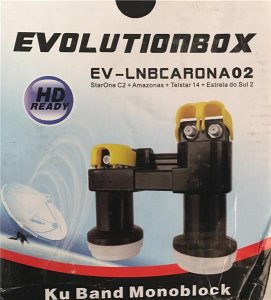 KIT CARONA EVOLUTIONBOX EV-LNBCARONA 02