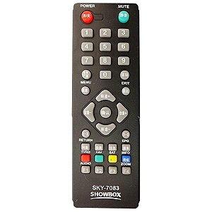 CONTROLE SHOWBOX SKY-7083