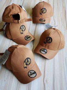 Cap New Era Washington Redskins Land Strapback Aba Curva