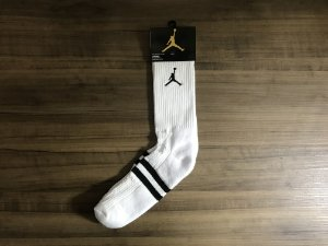Meia Jordan Brand Jumpman White