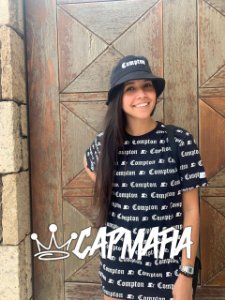 Bucket Hat Compton 310 Black
