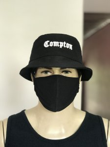 Bucket Hat Compton 310 Black