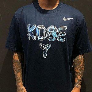 Camiseta Manga Curta Nike Kobe Bryant Navy