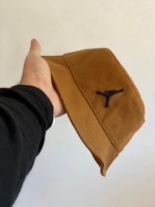 Bucket Hat Jordan Brand Jumpman Caramel