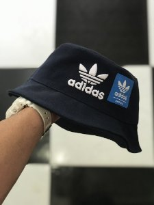 Bucket Hat Adidas Brand Navy