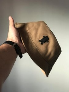Bucket Hat Grizzly Griptape Og Bear Khaki