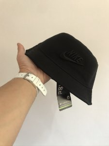 Bucket Hat Nike Futura Black