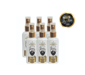 Kit Mega Barba - 6 Blend Extreme 50ml