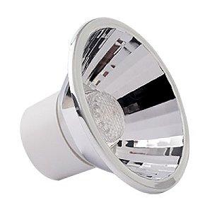 Lâmpada LED AR70 24º 5W 2700K Brilia