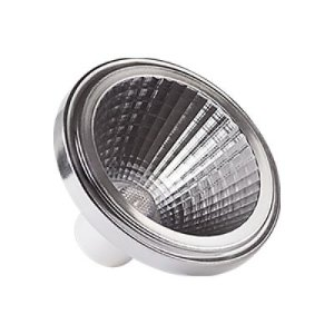Lâmpada LED AR111 24º 12W 2700K Brilia