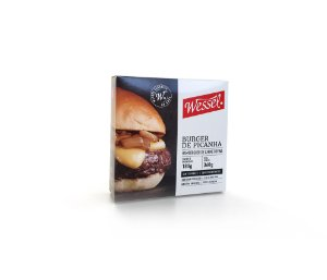 Burger Picanha cx 02 un.