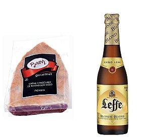 Kit - Picanha Bassi + 06 Cervejas Belga Leefe