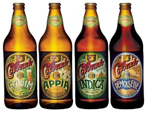 Cerveja Colorado 600 ml