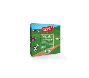 Carne Moída Orgânica cx 300 gr